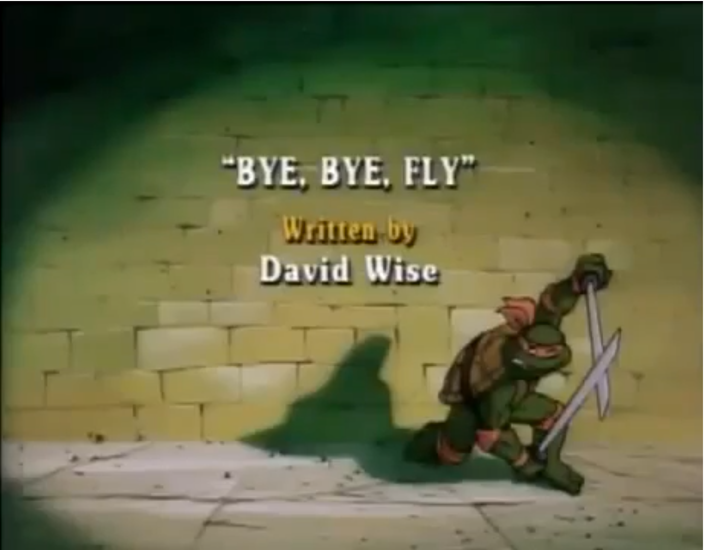 Bye, Bye, Fly