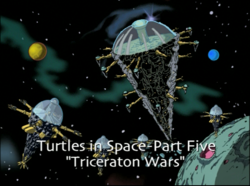 Turtles in Space Part Five Triceraton Wars.PNG