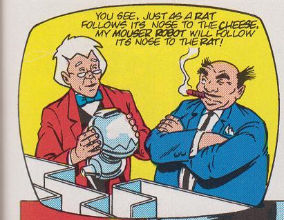 Mouser Robots (Archie)