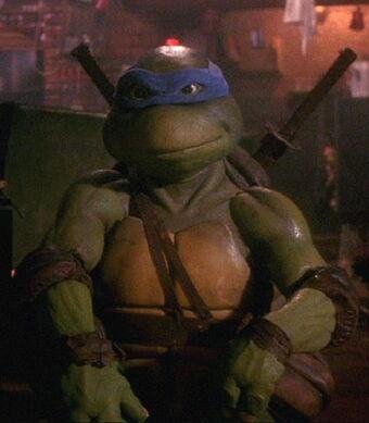 2006 *** CGI MOVIE LEO LEONARDO 1 *** Teenage Mutant Ninja Turtles TMNT