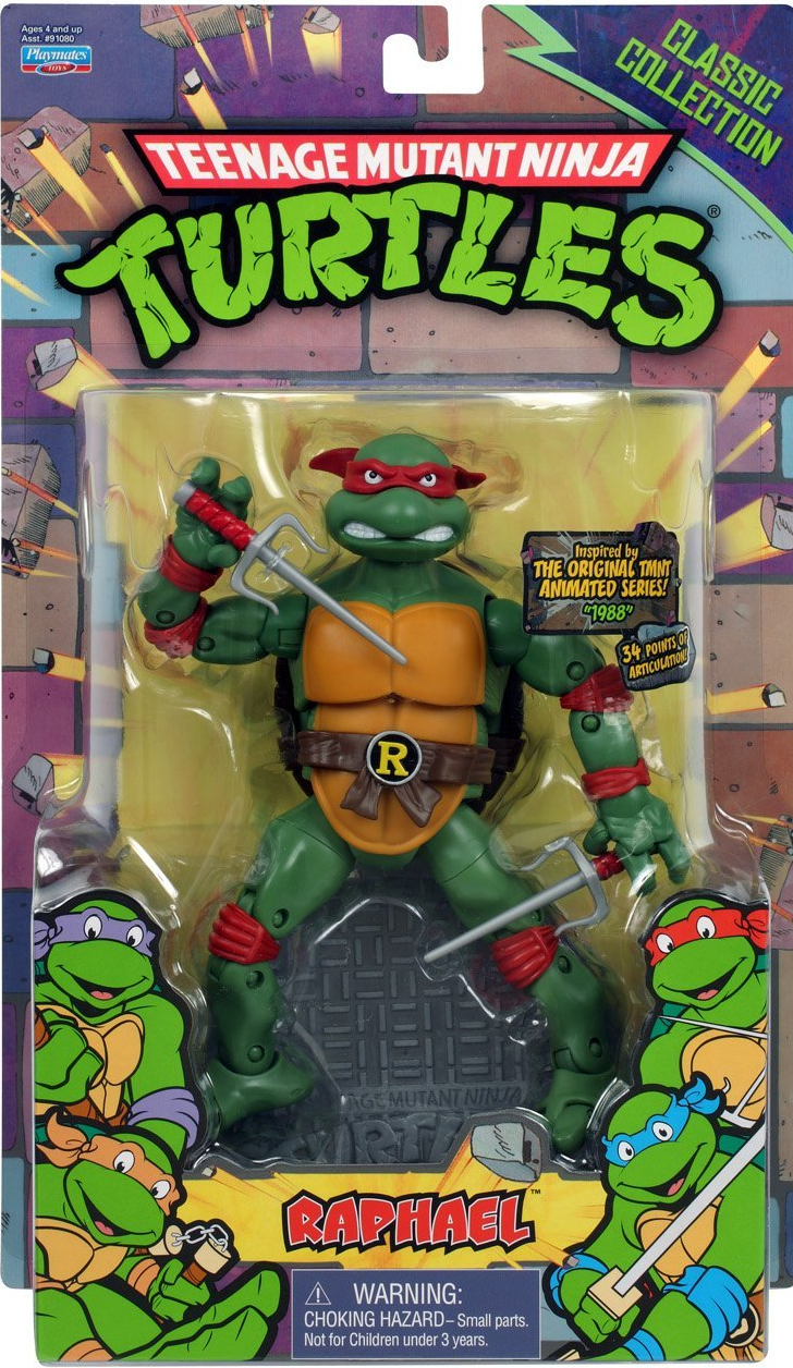 Classic Collection Raphael (2012 action figure)