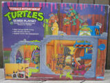 Sewer Playset (1989 toy)
