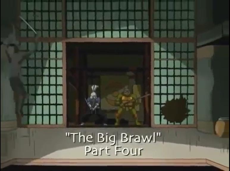 The Big Brawl, Part 4