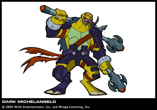Michelangelo (clone) (2003 TV series)