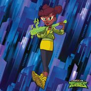 April (Rise of the TMNT)