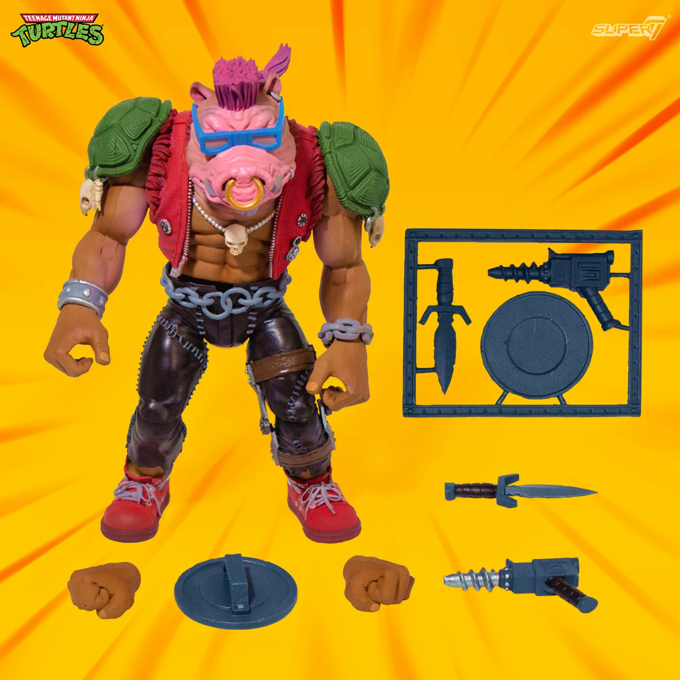 Bebop (2021 action figure)