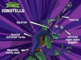 Donatello (Rise of the TMNT)/Gallery