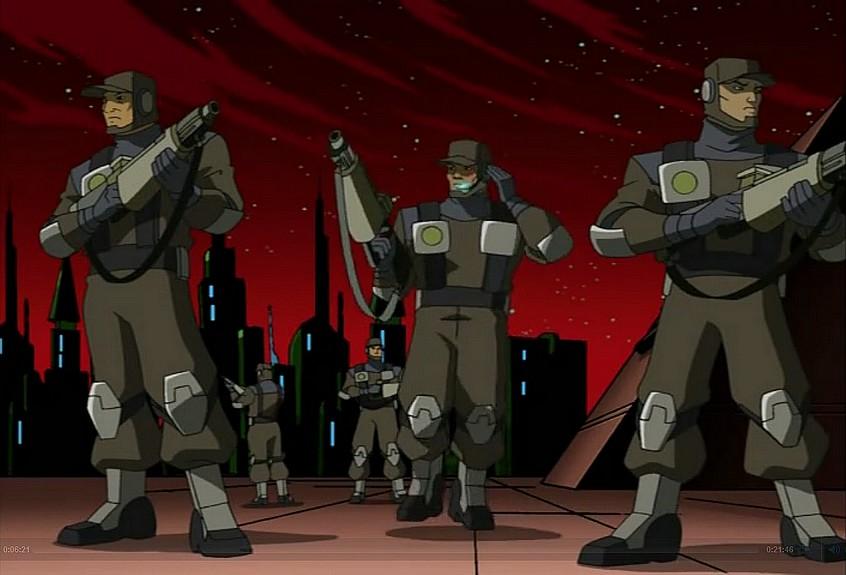 Federation (2003 TV series)