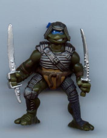 Mini Fightin' Gear Leo (2004 action figure)