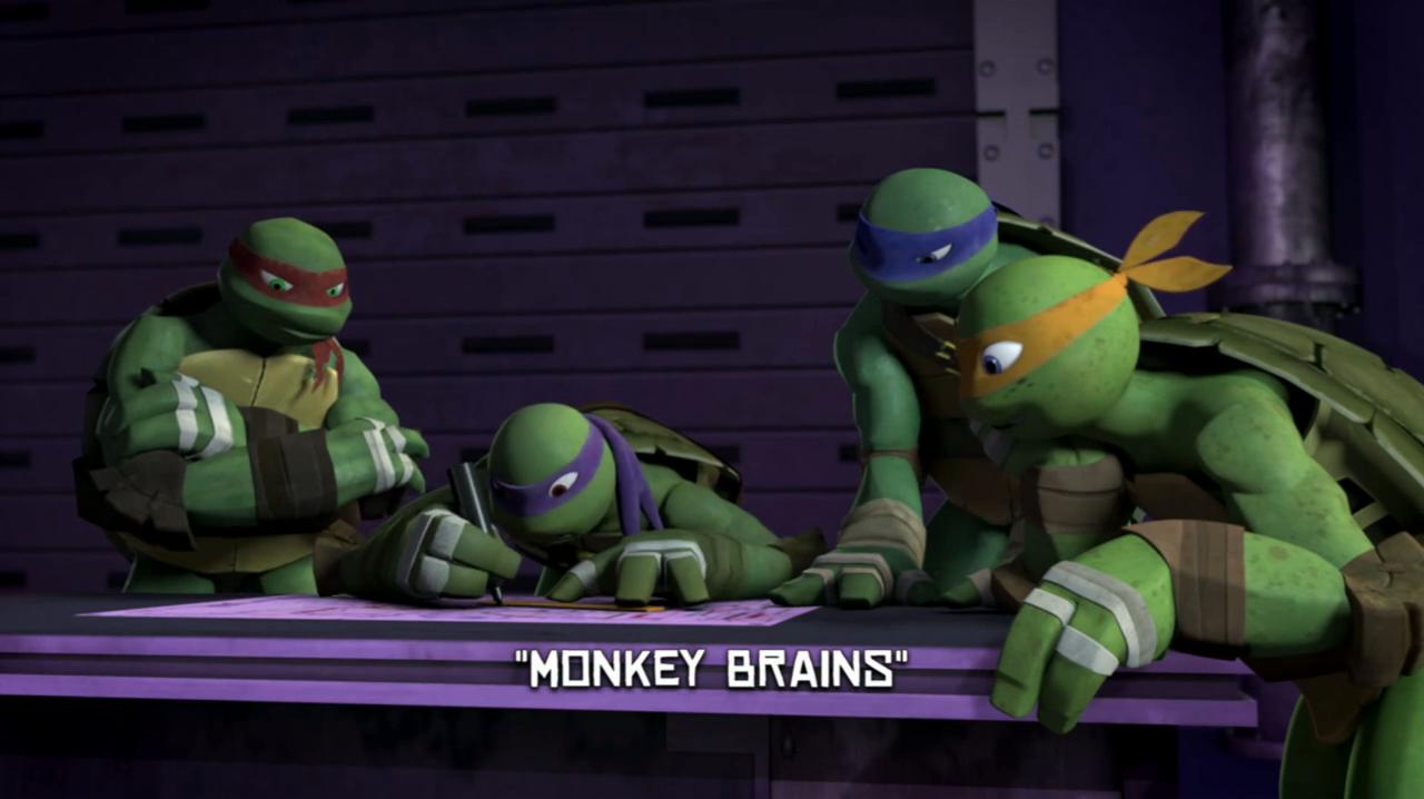 Monkey Brains