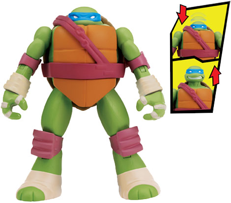 Head Droppin' Leonardo (2015 action figure)