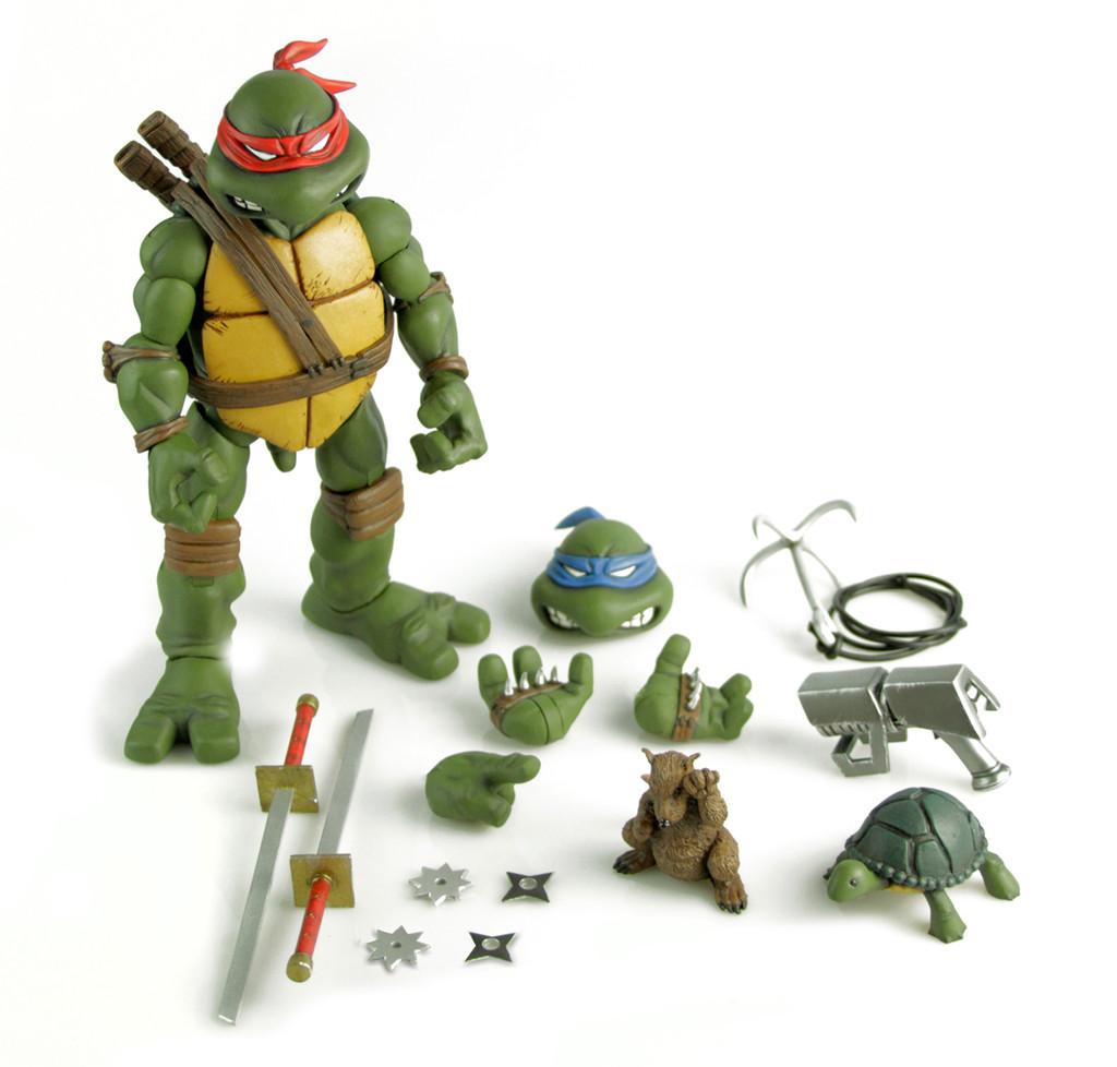 Leonardo (2016 Mondo action figure)