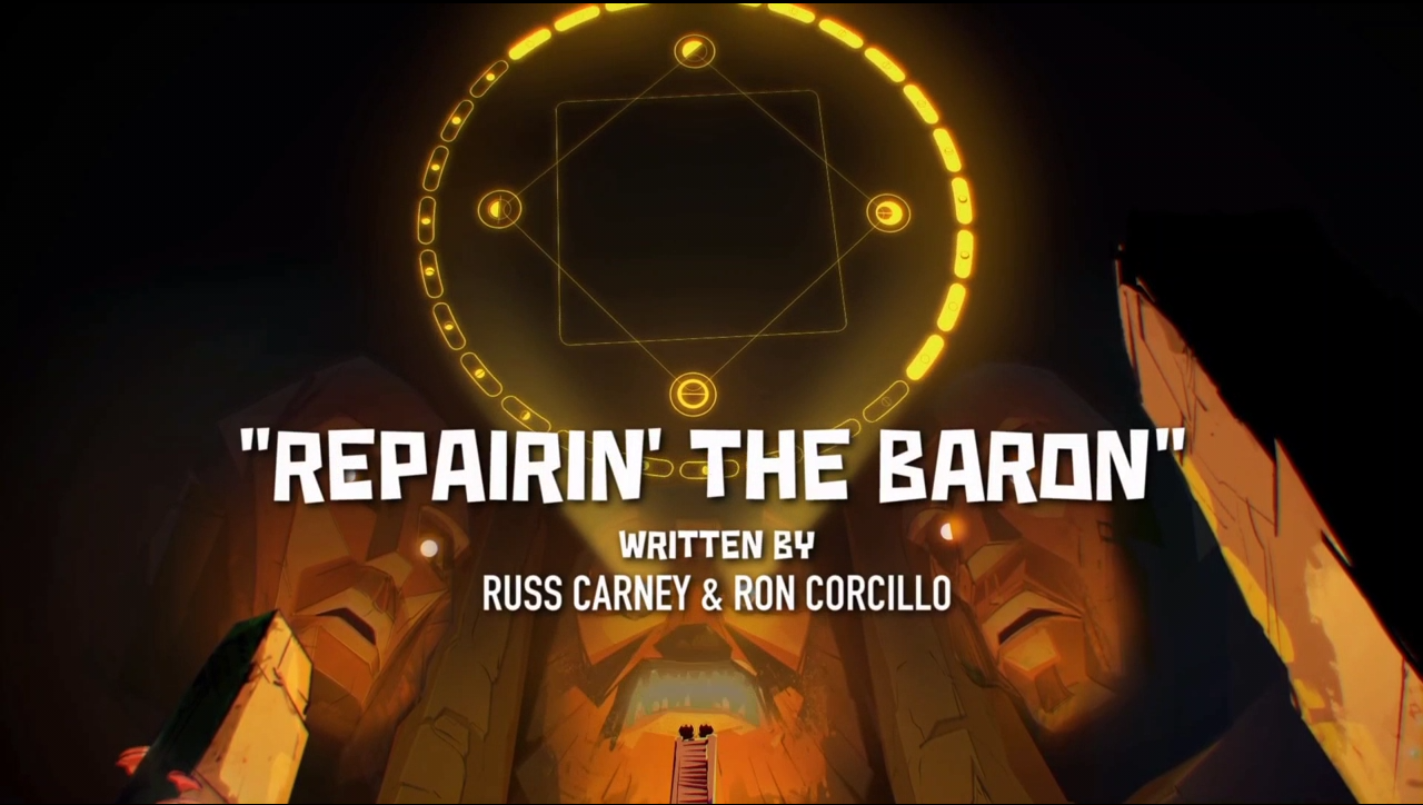 Repairin' the Baron