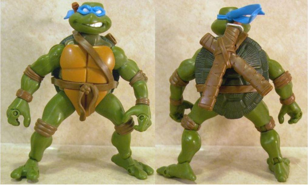 Fightin' Gear Leo (2003 action figure)