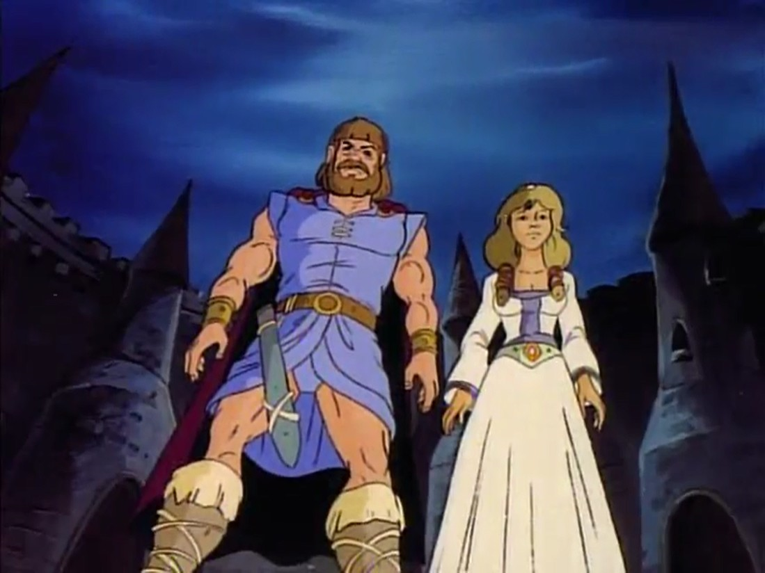 Guinevere (1987 TV series)