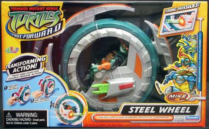 Steel Wheel Mike (2006 toy)