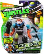 Teenage-mutant-ninja-turtles-nickelodeon-mix-match-tiger-claw-4-action-figure-playmates-3