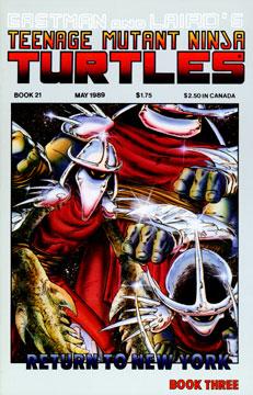 Shredder clones (Mirage)