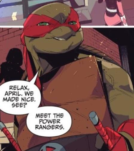 Raphael (MMPR/TMNT)