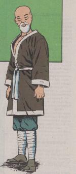 Gyōgi (Archie)