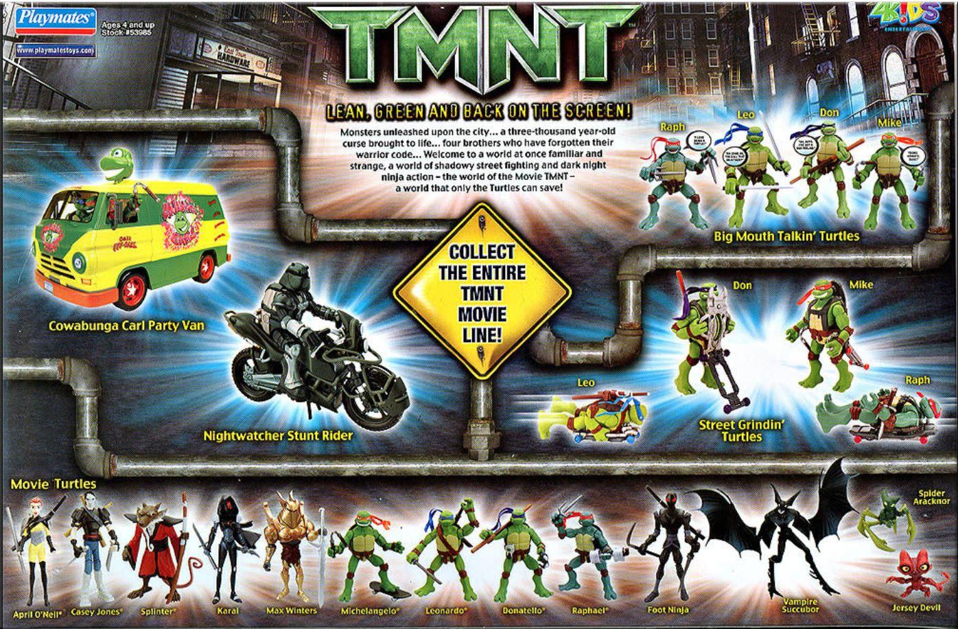 Mini Figure Movie Star Multi-Pack