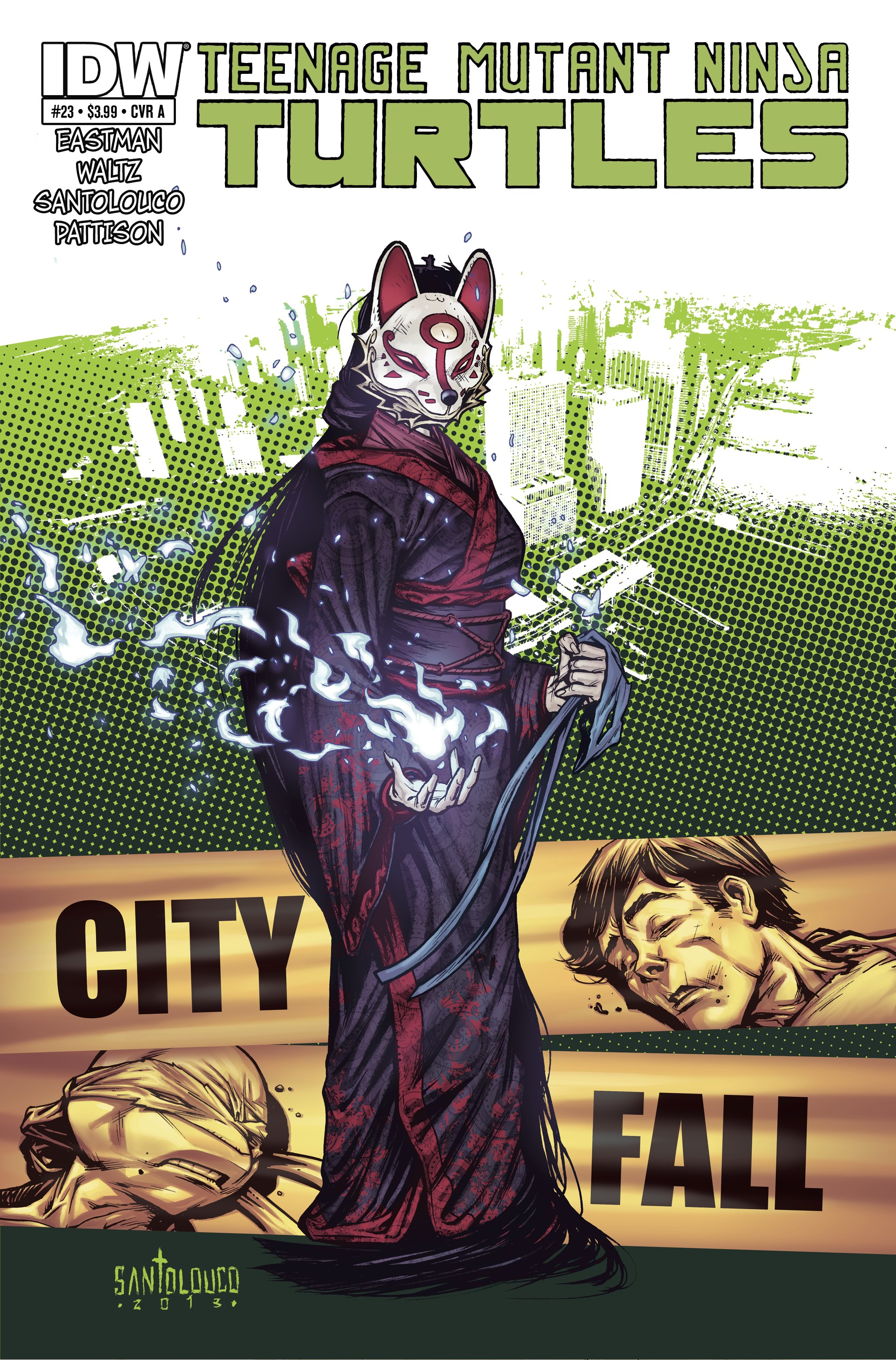 City Fall, part 2