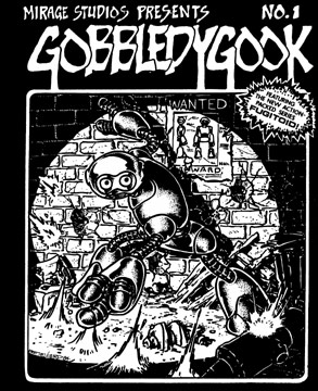 Gobbledygook issue 1