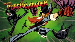 Punch Chowder