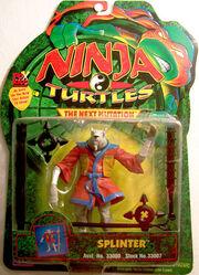 Splinter 1997 figure