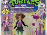 April, the Ravishing Reporter (1992 action figure)