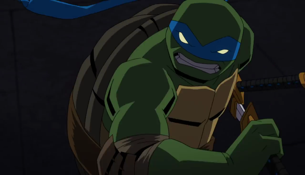 Leonardo (Batman vs. TMNT)