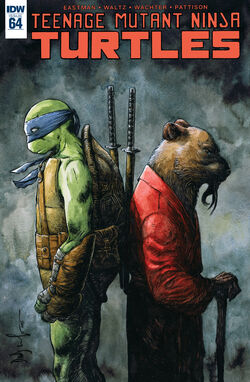 TMNT -64 Regular Cover by Dave Wachter.jpg