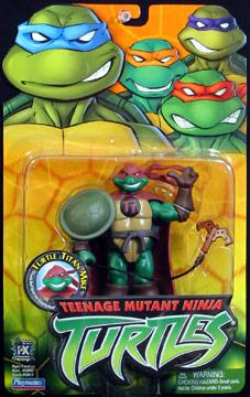 Turtle Titan Mike (2004 action figure)