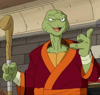 Michelangelo (Teenage Mecha Ninja Turtles)