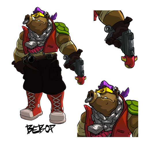 Bebop (2014 video games)