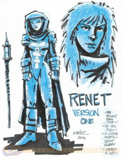 Time Scepter (comics)/Gallery