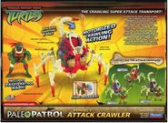 Paleo-Patrol-Raphael's-Attack-Crawler-2006-Back