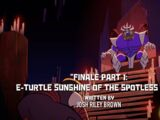 E-Turtle Sunshine of the Spotless Mind