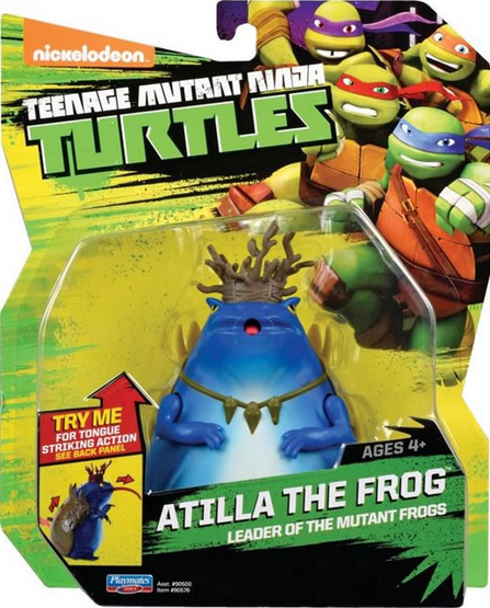 Atilla the Frog (2015 action figure)