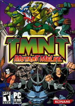 Teenage Mutant Ninja Turtles - Mutant Melee Coverart.png