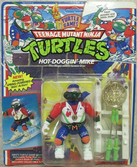 Hot-Doggin' Mike (1992 action figure)
