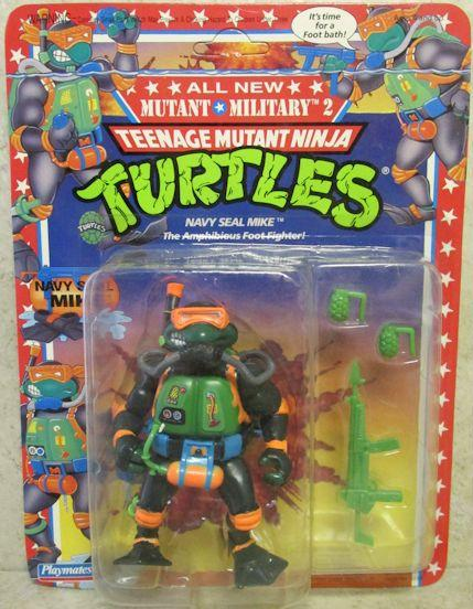 Navy Seal Mike (1992 action figure)
