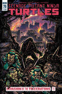 TMNT -79 Subscription Covery by Kevin Eastman