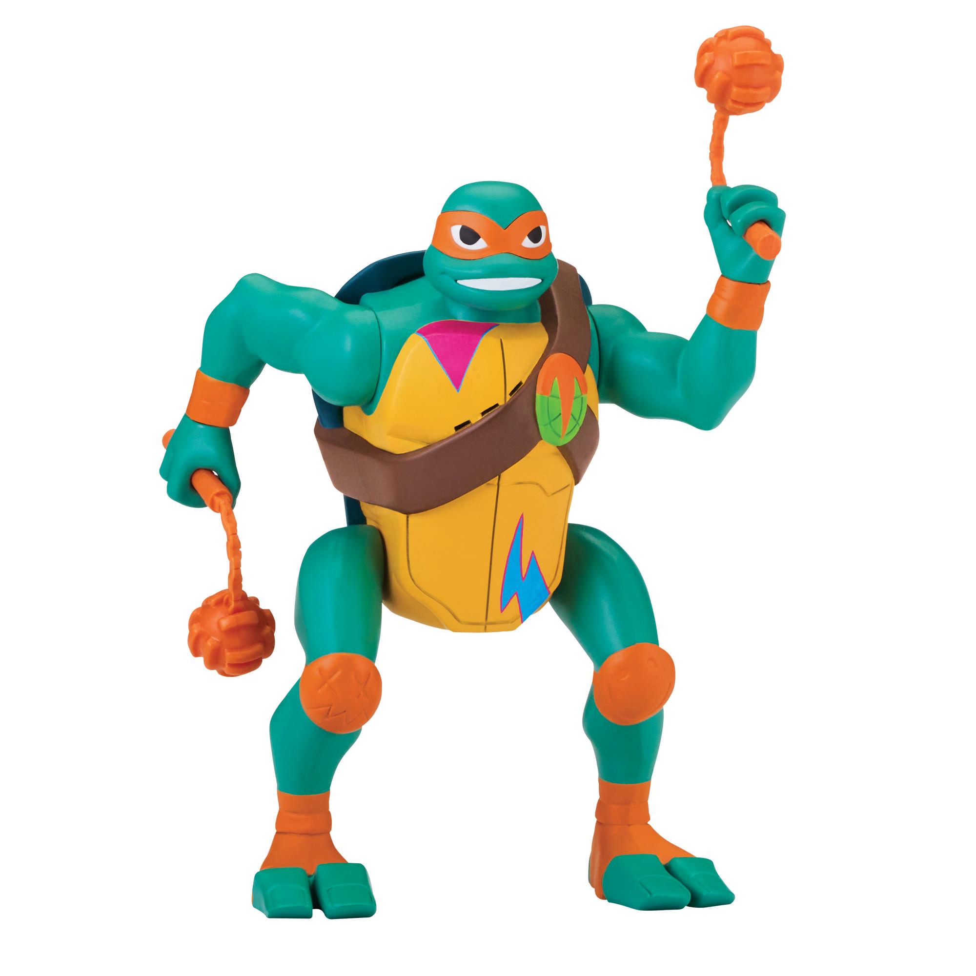 Deluxe Michelangelo (2018 action figure)