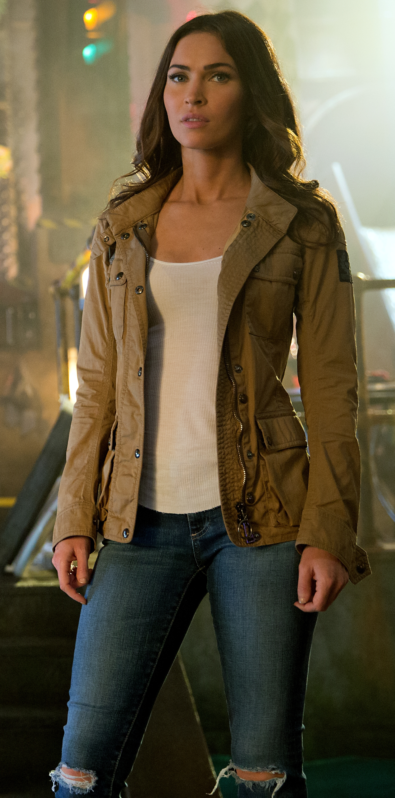 April O'Neil (Paramount)