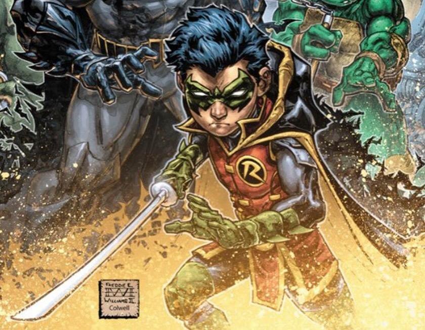 Damian Wayne (Prime Earth)