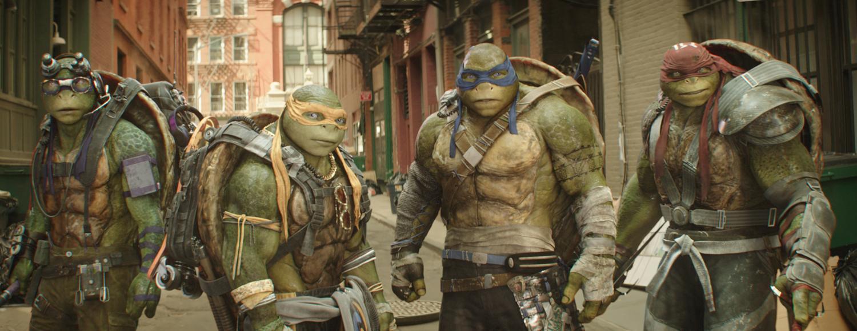 Ninja Turtles (Paramount)