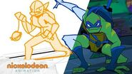 """Sparring Partner"" 🐢 Animatic Rise of the TMNT"