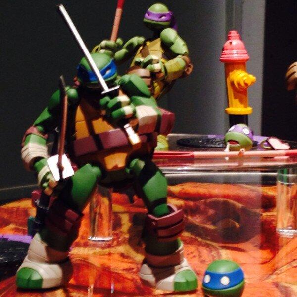 Revoltech Leonardo (2014 action figure)