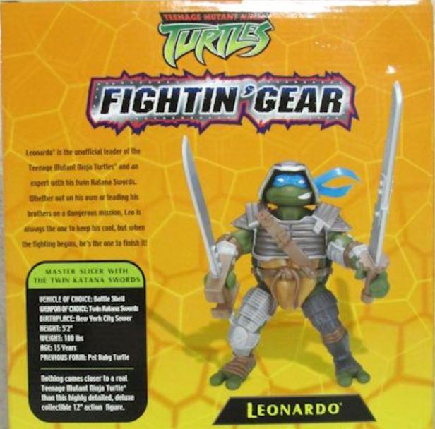 Fightin' Gear Leo (2004 action figure)
